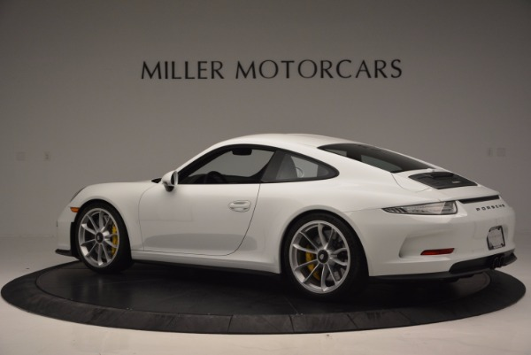 Used 2016 Porsche 911 R for sale Sold at Rolls-Royce Motor Cars Greenwich in Greenwich CT 06830 4