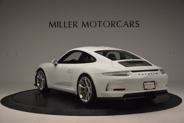Used 2016 Porsche 911 R for sale Sold at Rolls-Royce Motor Cars Greenwich in Greenwich CT 06830 5