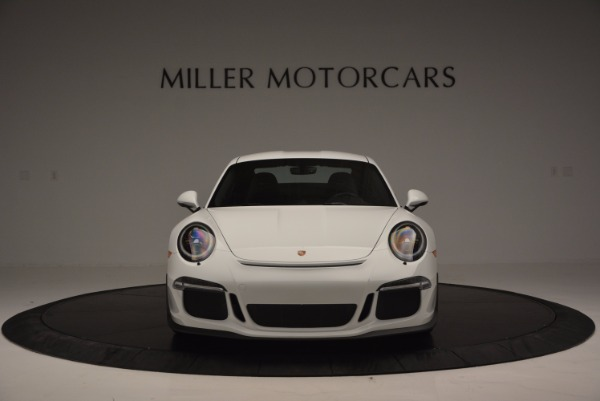 Used 2016 Porsche 911 R for sale Sold at Rolls-Royce Motor Cars Greenwich in Greenwich CT 06830 6