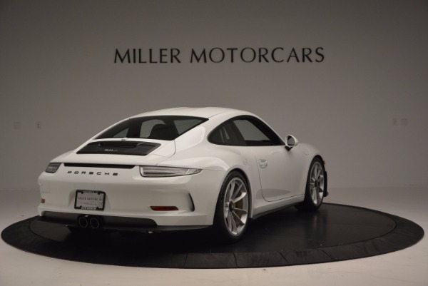 Used 2016 Porsche 911 R for sale Sold at Rolls-Royce Motor Cars Greenwich in Greenwich CT 06830 7