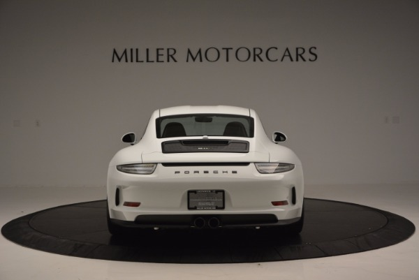 Used 2016 Porsche 911 R for sale Sold at Rolls-Royce Motor Cars Greenwich in Greenwich CT 06830 8