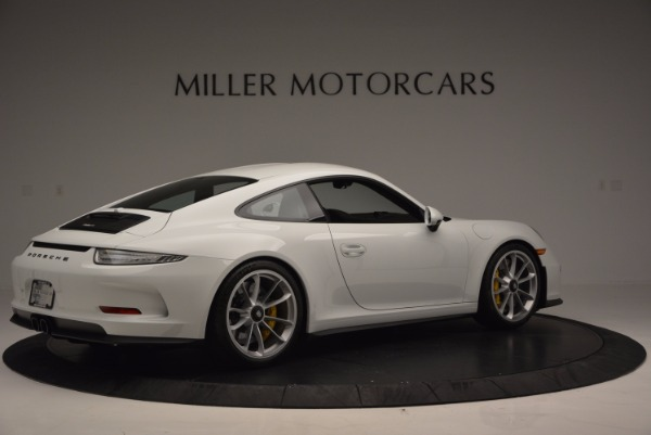 Used 2016 Porsche 911 R for sale Sold at Rolls-Royce Motor Cars Greenwich in Greenwich CT 06830 9