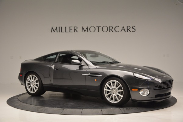 Used 2005 Aston Martin V12 Vanquish S for sale Sold at Rolls-Royce Motor Cars Greenwich in Greenwich CT 06830 10