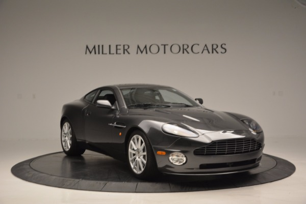 Used 2005 Aston Martin V12 Vanquish S for sale Sold at Rolls-Royce Motor Cars Greenwich in Greenwich CT 06830 11