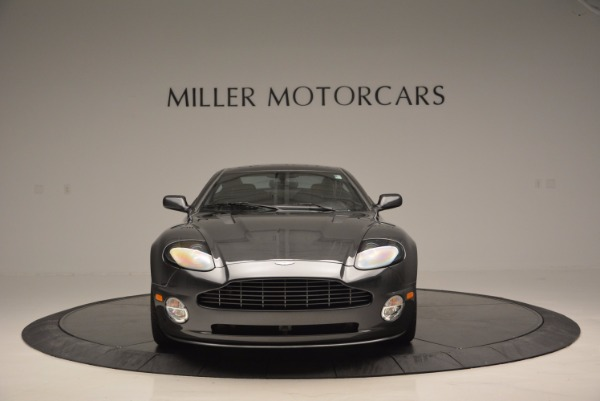 Used 2005 Aston Martin V12 Vanquish S for sale Sold at Rolls-Royce Motor Cars Greenwich in Greenwich CT 06830 12