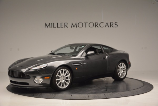 Used 2005 Aston Martin V12 Vanquish S for sale Sold at Rolls-Royce Motor Cars Greenwich in Greenwich CT 06830 2