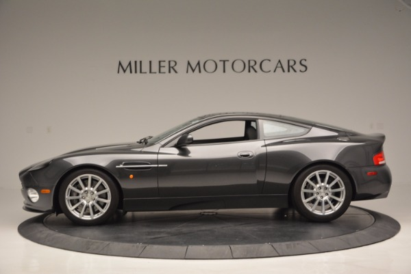 Used 2005 Aston Martin V12 Vanquish S for sale Sold at Rolls-Royce Motor Cars Greenwich in Greenwich CT 06830 3