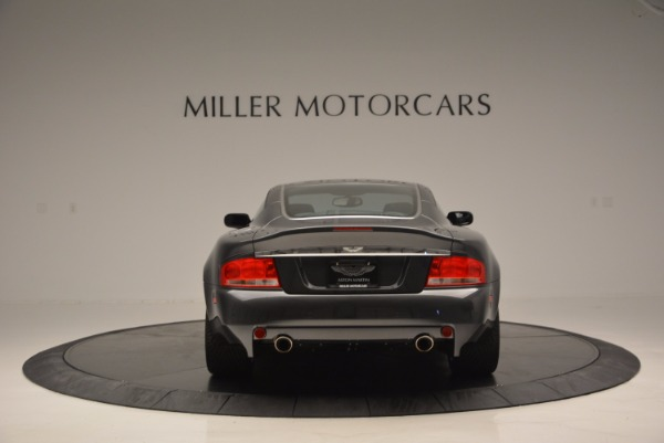 Used 2005 Aston Martin V12 Vanquish S for sale Sold at Rolls-Royce Motor Cars Greenwich in Greenwich CT 06830 6