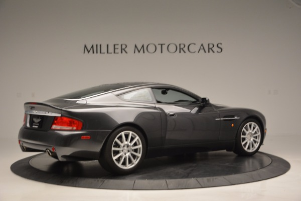 Used 2005 Aston Martin V12 Vanquish S for sale Sold at Rolls-Royce Motor Cars Greenwich in Greenwich CT 06830 8