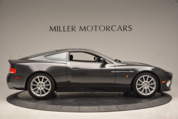 Used 2005 Aston Martin V12 Vanquish S for sale Sold at Rolls-Royce Motor Cars Greenwich in Greenwich CT 06830 9
