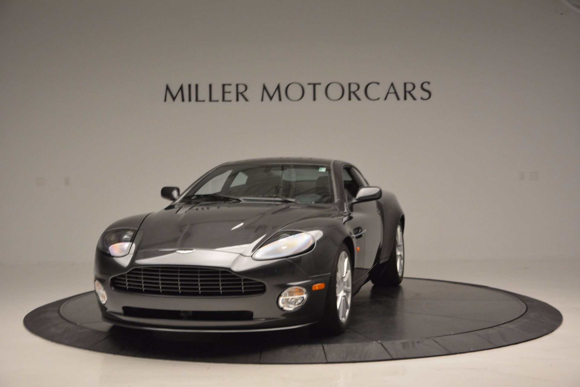 Used 2005 Aston Martin V12 Vanquish S for sale Sold at Rolls-Royce Motor Cars Greenwich in Greenwich CT 06830 1