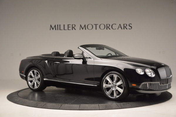Used 2013 Bentley Continental GTC for sale Sold at Rolls-Royce Motor Cars Greenwich in Greenwich CT 06830 11