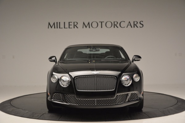 Used 2013 Bentley Continental GTC for sale Sold at Rolls-Royce Motor Cars Greenwich in Greenwich CT 06830 13