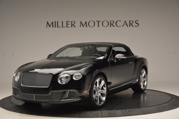 Used 2013 Bentley Continental GTC for sale Sold at Rolls-Royce Motor Cars Greenwich in Greenwich CT 06830 14