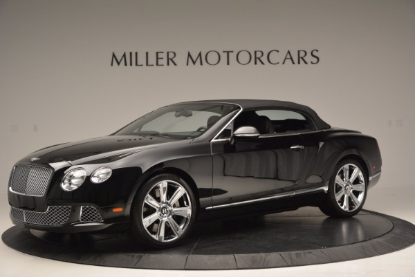 Used 2013 Bentley Continental GTC for sale Sold at Rolls-Royce Motor Cars Greenwich in Greenwich CT 06830 15