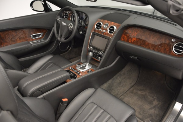 Used 2013 Bentley Continental GTC for sale Sold at Rolls-Royce Motor Cars Greenwich in Greenwich CT 06830 25