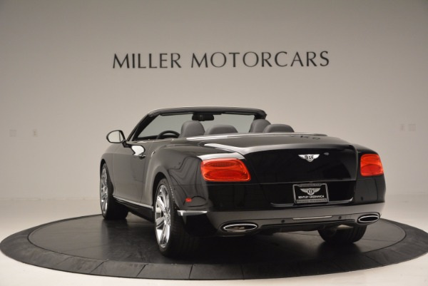 Used 2013 Bentley Continental GTC for sale Sold at Rolls-Royce Motor Cars Greenwich in Greenwich CT 06830 6