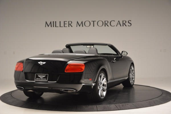 Used 2013 Bentley Continental GTC for sale Sold at Rolls-Royce Motor Cars Greenwich in Greenwich CT 06830 8