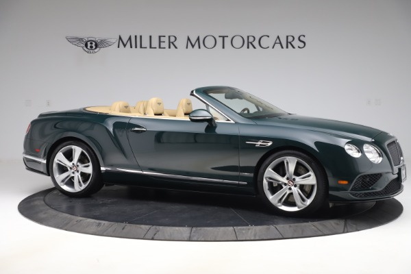 Used 2017 Bentley Continental GTC V8 S for sale $149,900 at Rolls-Royce Motor Cars Greenwich in Greenwich CT 06830 10