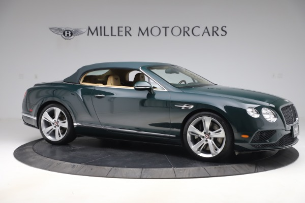 Used 2017 Bentley Continental GTC V8 S for sale $149,900 at Rolls-Royce Motor Cars Greenwich in Greenwich CT 06830 19
