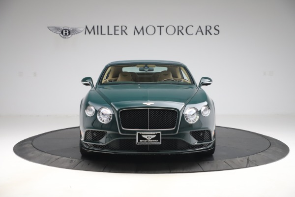 Used 2017 Bentley Continental GTC V8 S for sale $149,900 at Rolls-Royce Motor Cars Greenwich in Greenwich CT 06830 20