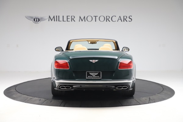 Used 2017 Bentley Continental GTC V8 S for sale $149,900 at Rolls-Royce Motor Cars Greenwich in Greenwich CT 06830 6
