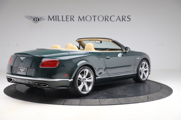 Used 2017 Bentley Continental GTC V8 S for sale $149,900 at Rolls-Royce Motor Cars Greenwich in Greenwich CT 06830 8