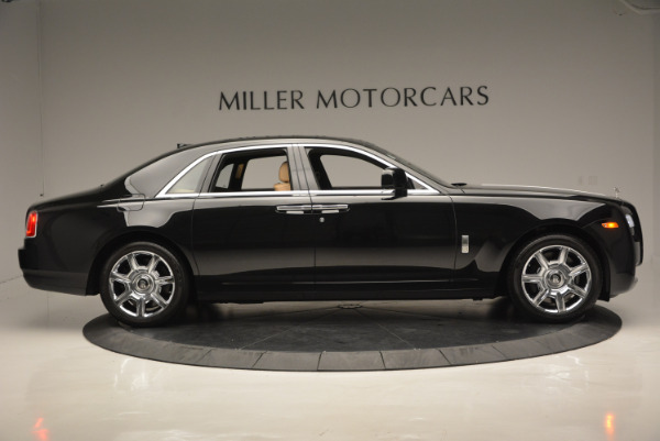 Used 2011 Rolls-Royce Ghost for sale Sold at Rolls-Royce Motor Cars Greenwich in Greenwich CT 06830 10