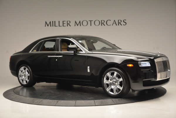 Used 2011 Rolls-Royce Ghost for sale Sold at Rolls-Royce Motor Cars Greenwich in Greenwich CT 06830 11
