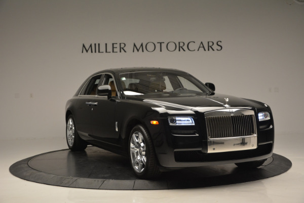 Used 2011 Rolls-Royce Ghost for sale Sold at Rolls-Royce Motor Cars Greenwich in Greenwich CT 06830 12