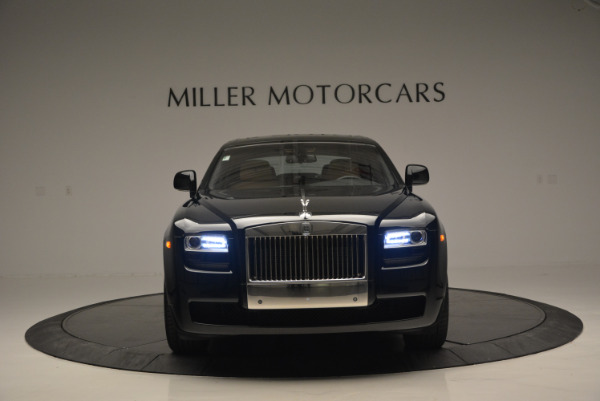 Used 2011 Rolls-Royce Ghost for sale Sold at Rolls-Royce Motor Cars Greenwich in Greenwich CT 06830 13