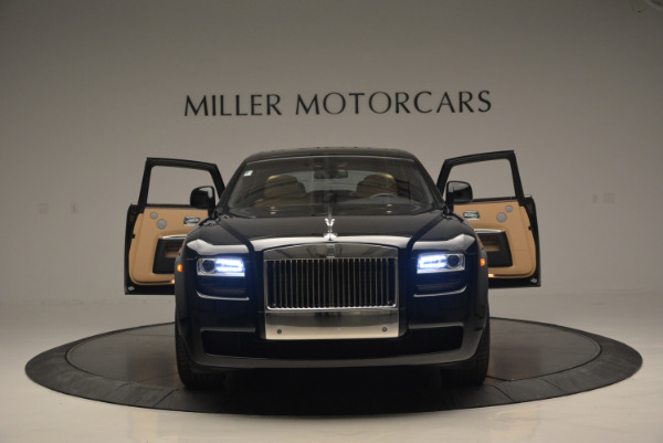 Used 2011 Rolls-Royce Ghost for sale Sold at Rolls-Royce Motor Cars Greenwich in Greenwich CT 06830 14