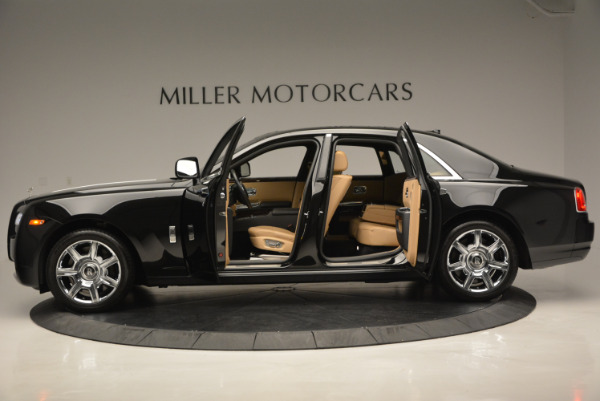 Used 2011 Rolls-Royce Ghost for sale Sold at Rolls-Royce Motor Cars Greenwich in Greenwich CT 06830 15