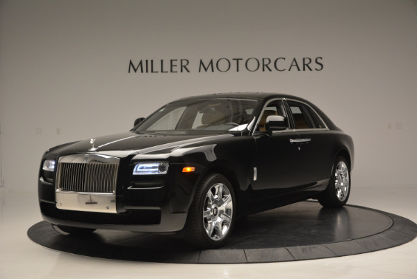 Used 2011 Rolls-Royce Ghost for sale Sold at Rolls-Royce Motor Cars Greenwich in Greenwich CT 06830 2
