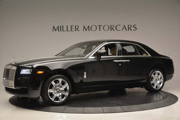Used 2011 Rolls-Royce Ghost for sale Sold at Rolls-Royce Motor Cars Greenwich in Greenwich CT 06830 3