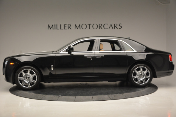 Used 2011 Rolls-Royce Ghost for sale Sold at Rolls-Royce Motor Cars Greenwich in Greenwich CT 06830 4