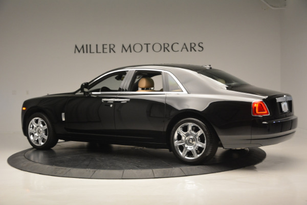 Used 2011 Rolls-Royce Ghost for sale Sold at Rolls-Royce Motor Cars Greenwich in Greenwich CT 06830 5