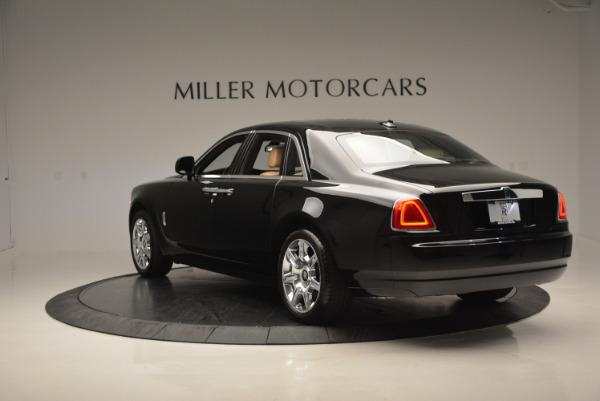 Used 2011 Rolls-Royce Ghost for sale Sold at Rolls-Royce Motor Cars Greenwich in Greenwich CT 06830 6