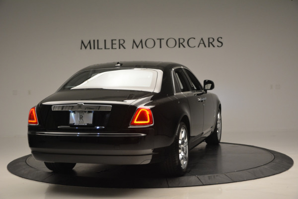 Used 2011 Rolls-Royce Ghost for sale Sold at Rolls-Royce Motor Cars Greenwich in Greenwich CT 06830 8