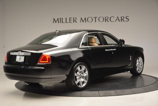 Used 2011 Rolls-Royce Ghost for sale Sold at Rolls-Royce Motor Cars Greenwich in Greenwich CT 06830 9