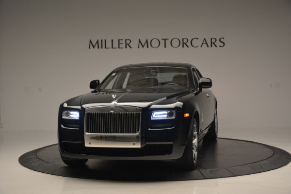 Used 2011 Rolls-Royce Ghost for sale Sold at Rolls-Royce Motor Cars Greenwich in Greenwich CT 06830 1