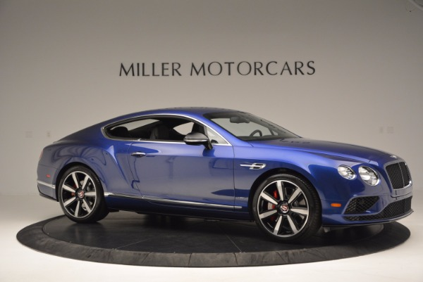 Used 2017 Bentley Continental GT V8 S for sale $146,900 at Rolls-Royce Motor Cars Greenwich in Greenwich CT 06830 10