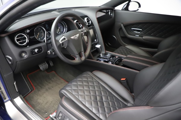Used 2017 Bentley Continental GT V8 S for sale $146,900 at Rolls-Royce Motor Cars Greenwich in Greenwich CT 06830 15