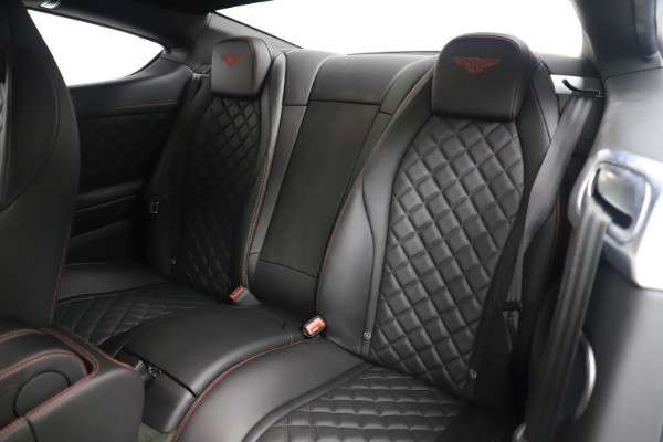 Used 2017 Bentley Continental GT V8 S for sale $146,900 at Rolls-Royce Motor Cars Greenwich in Greenwich CT 06830 19