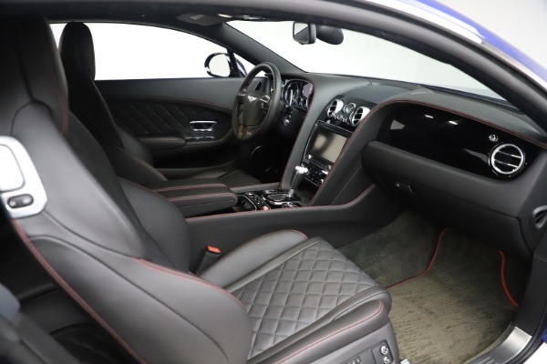 Used 2017 Bentley Continental GT V8 S for sale $146,900 at Rolls-Royce Motor Cars Greenwich in Greenwich CT 06830 20