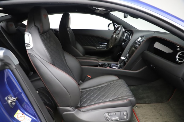 Used 2017 Bentley Continental GT V8 S for sale $146,900 at Rolls-Royce Motor Cars Greenwich in Greenwich CT 06830 21