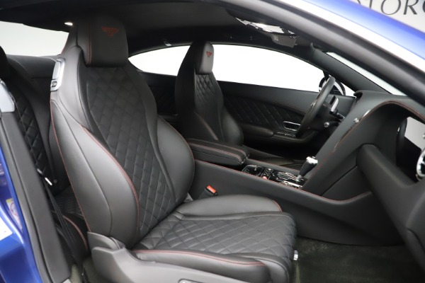 Used 2017 Bentley Continental GT V8 S for sale $146,900 at Rolls-Royce Motor Cars Greenwich in Greenwich CT 06830 22