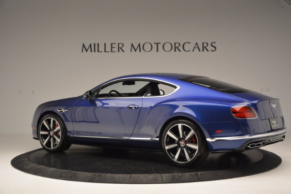 Used 2017 Bentley Continental GT V8 S for sale $146,900 at Rolls-Royce Motor Cars Greenwich in Greenwich CT 06830 4