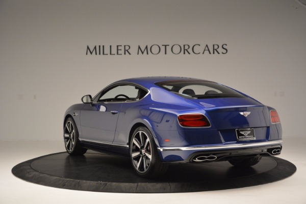 Used 2017 Bentley Continental GT V8 S for sale $146,900 at Rolls-Royce Motor Cars Greenwich in Greenwich CT 06830 5
