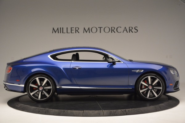Used 2017 Bentley Continental GT V8 S for sale $146,900 at Rolls-Royce Motor Cars Greenwich in Greenwich CT 06830 9